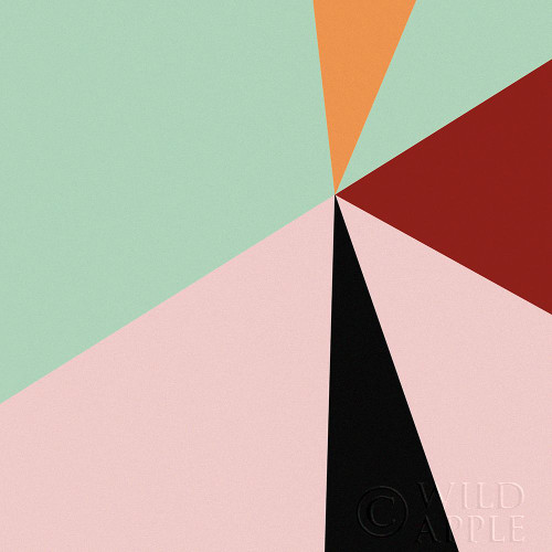 Color Block III Bright Poster Print by Wild Apple Portfolio Wild Apple Portfolio # 52645