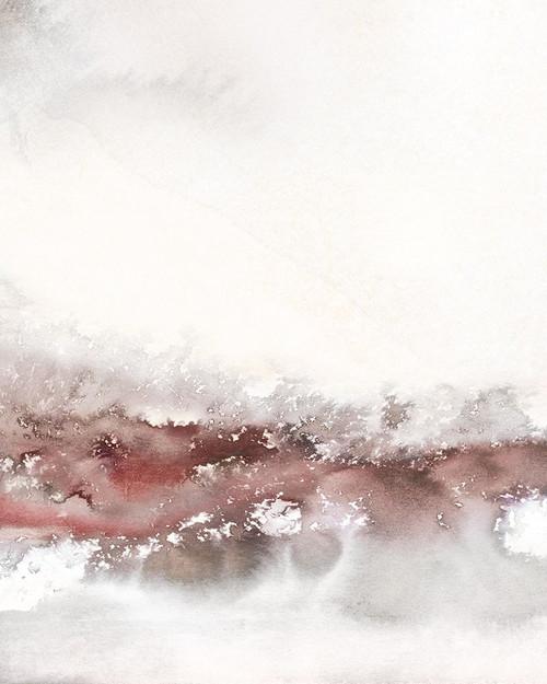 Soft Waves II Poster Print by Carol Robinson # 44365