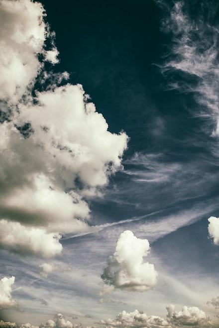 The Clouds Above Poster Print by Lars Van de Goor # 43926