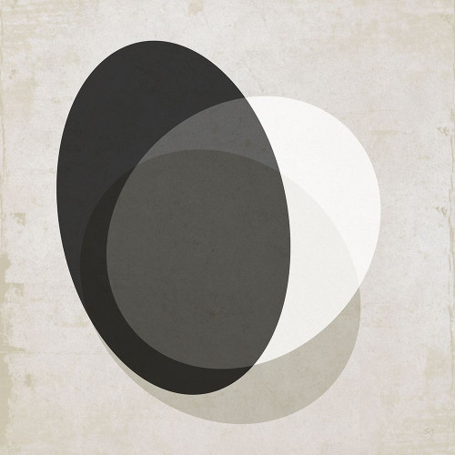 Moderniste Neutre I Poster Print by Susan Jill # 43478