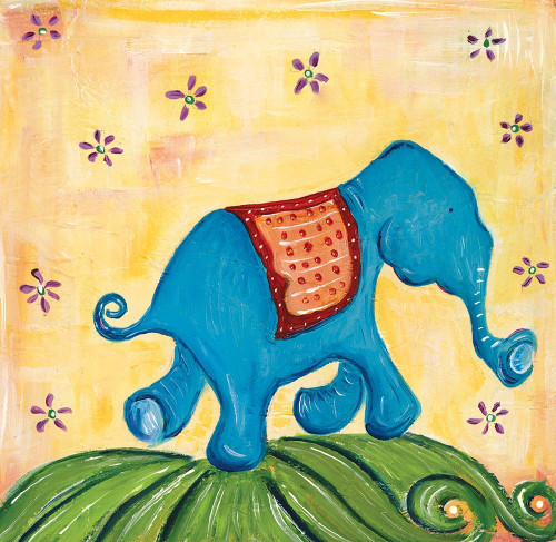 Elephanty Poster Print by Unknown Unknown # 4722