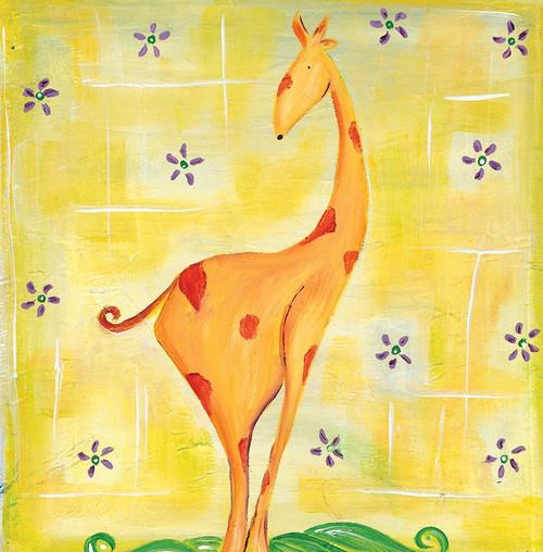 Giraffey Poster Print by Unknown Unknown # 4724