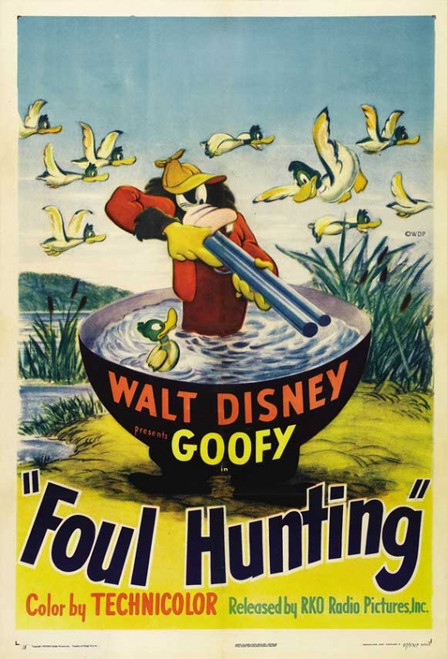 Foul Hunting Movie Poster Print (27 x 40) - Item # MOVEJ0175