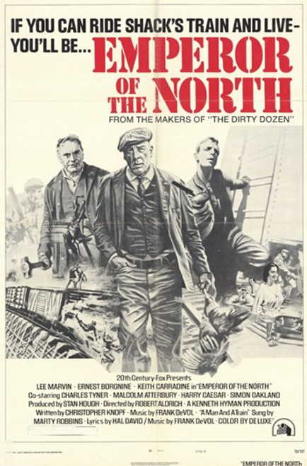 Emperor of the North Pole Movie Poster (11 x 17) - Item # MOV255615
