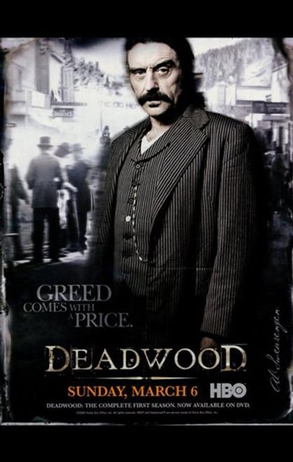 Deadwood Movie Poster (11 x 17) - Item # MOV254824