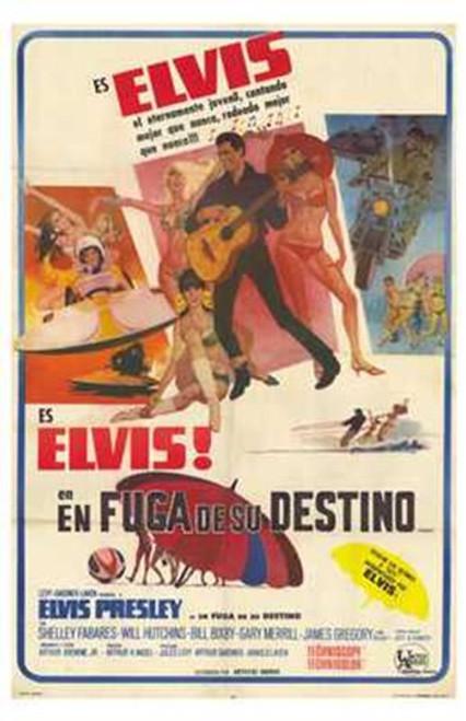 Clambake Movie Poster (11 x 17) - Item # MOV228323