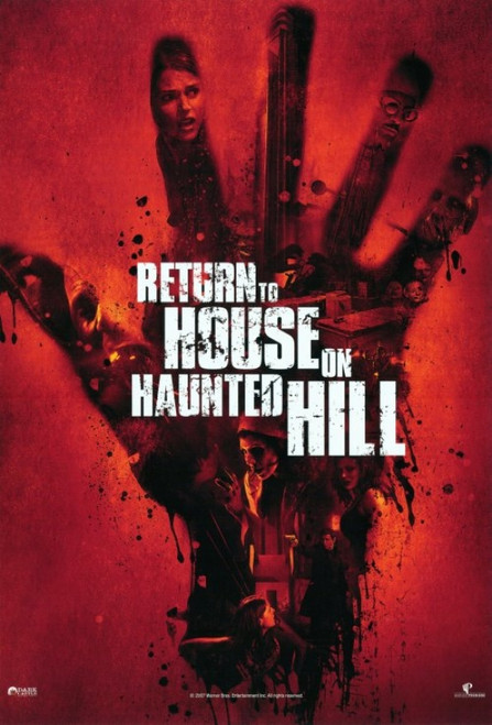 Return to House on Haunted Hill Movie Poster Print (27 x 40) - Item # MOVII4055