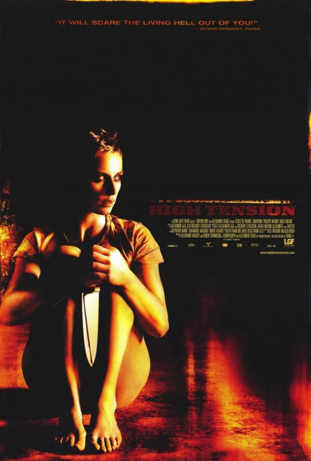 High Tension Movie Poster Print (27 x 40) - Item # MOVGF6301