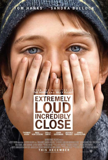 Extremely Loud and Incredibly Close Movie Poster Print (27 x 40) - Item # MOVIB97294