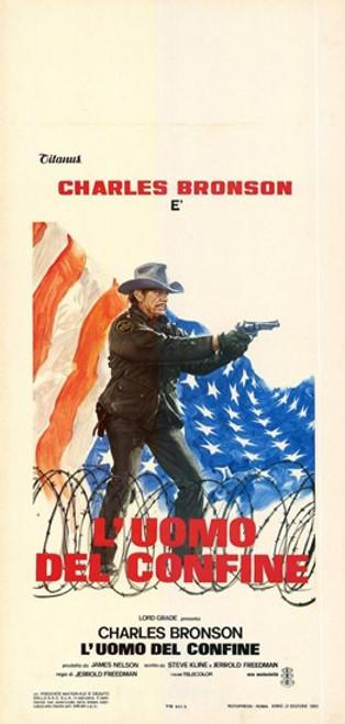 Borderline Movie Poster (11 x 17) - Item # MOV203463