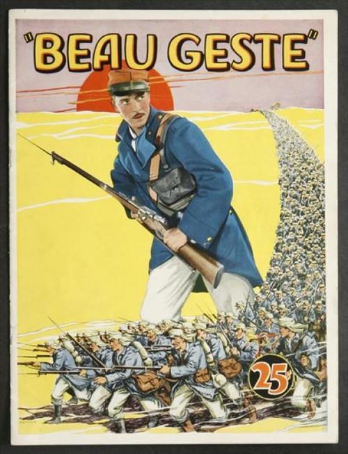 Beau Geste Movie Poster Print (27 x 40) - Item # MOVEJ1112