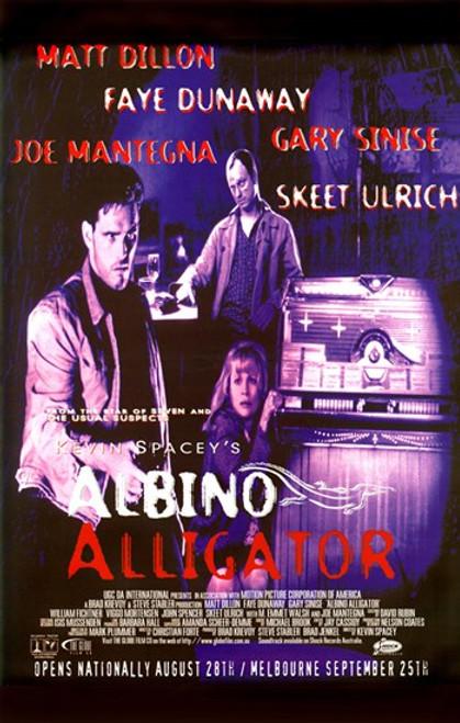 Albino Alligator Movie Poster (11 x 17) - Item # MOV365727