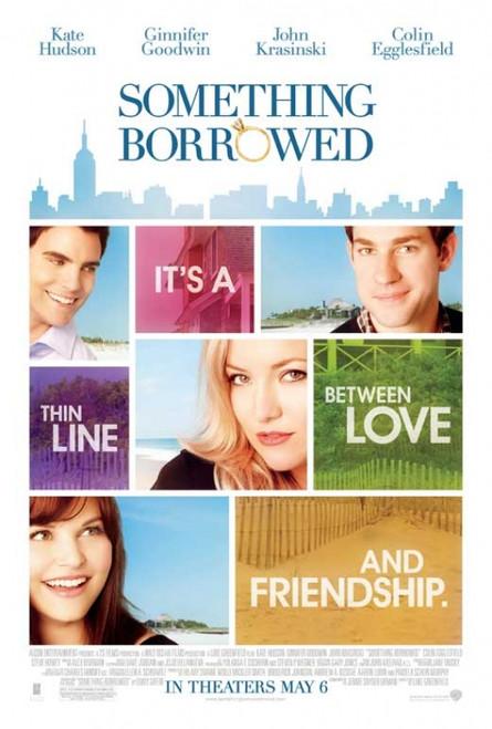 Something Borrowed Movie Poster Print (27 x 40) - Item # MOVCB09193