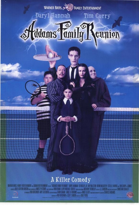 Addams Family Reunion Movie Poster Print (27 x 40) - Item # MOVIH1651