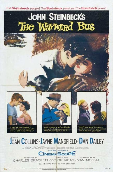 Wayward Bus Movie Poster Print (27 x 40) - Item # MOVCB15060