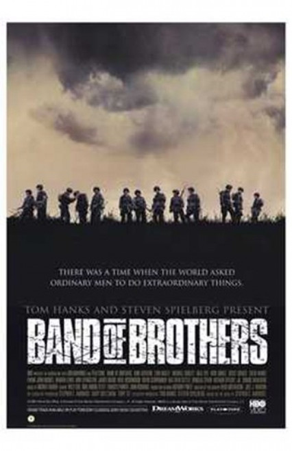 Band of Brothers Movie Poster (11 x 17) - Item # MOV195949