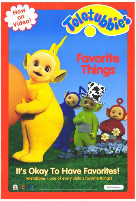 Teletubbies: Favorite Things Movie Poster Print (27 x 40) - Item # MOVEH2684
