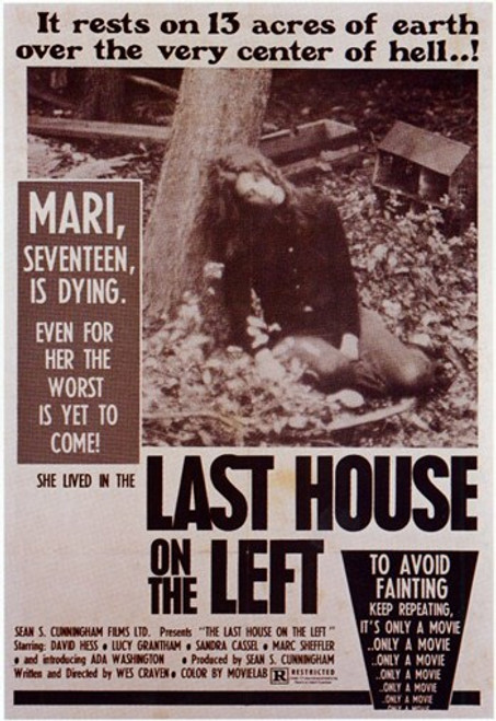 Last House on the Left Movie Poster (11 x 17) - Item # MOV199023