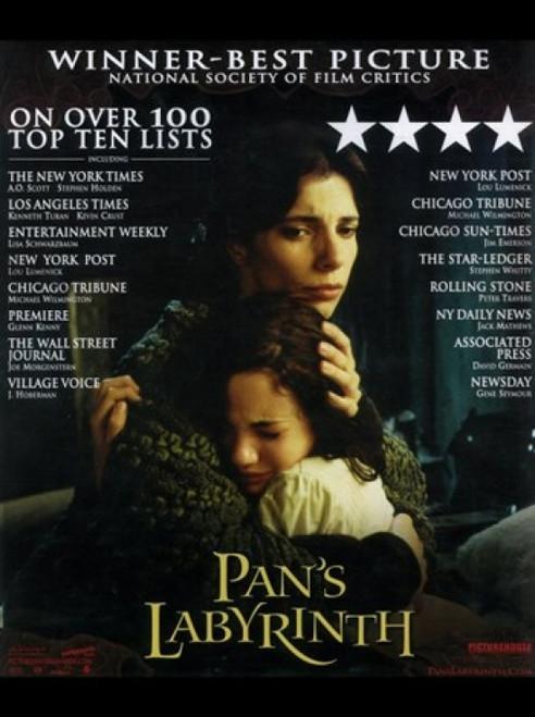 Pan's Labyrinth Movie Poster (11 x 17) - Item # MOV398738