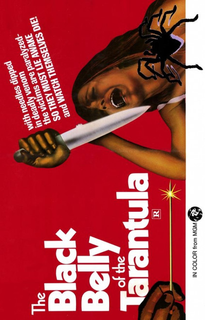 Black Belly of the Tarantula Movie Poster Print (27 x 40) - Item # MOVGF9369