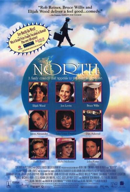 North Movie Poster (11 x 17) - Item # MOV211177