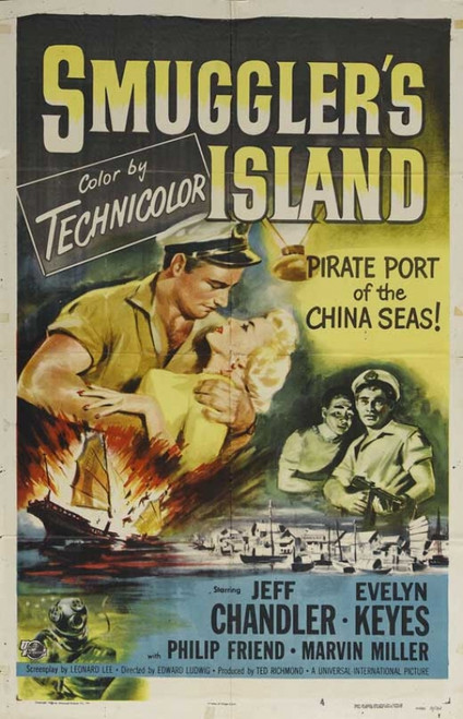 Smuggler's Island Movie Poster Print (27 x 40) - Item # MOVIB71784