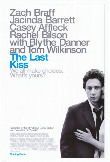 The Last Kiss Movie Poster Print (27 x 40) - Item # MOVCH1508
