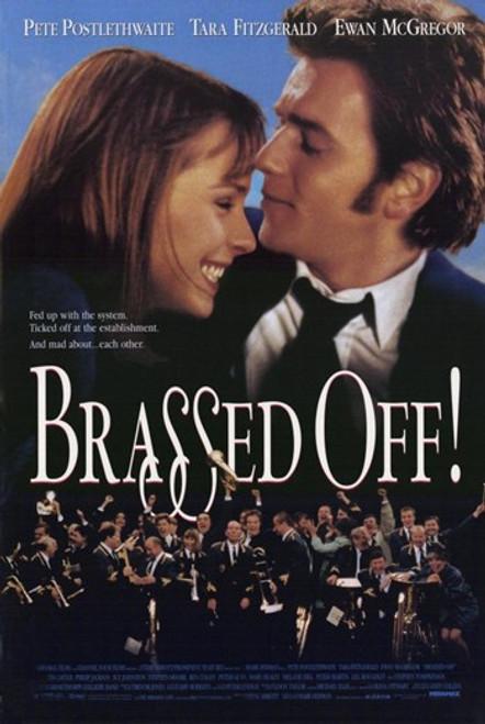 Brassed Off Movie Poster (11 x 17) - Item # MOV233351