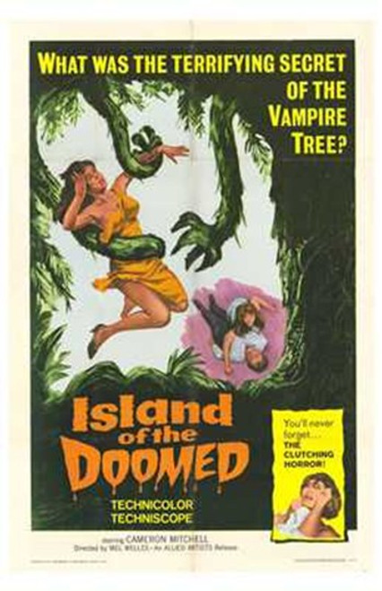 Island of the Doomed Movie Poster (11 x 17) - Item # MOV209919
