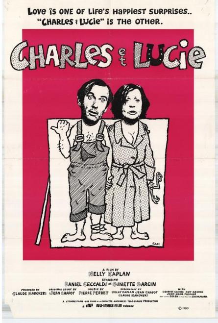 Charles et Lucie Movie Poster Print (27 x 40) - Item # MOVGH8307