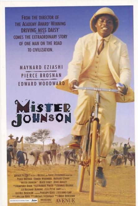 Mister Johnson Movie Poster Print (27 x 40) - Item # MOVGH1406
