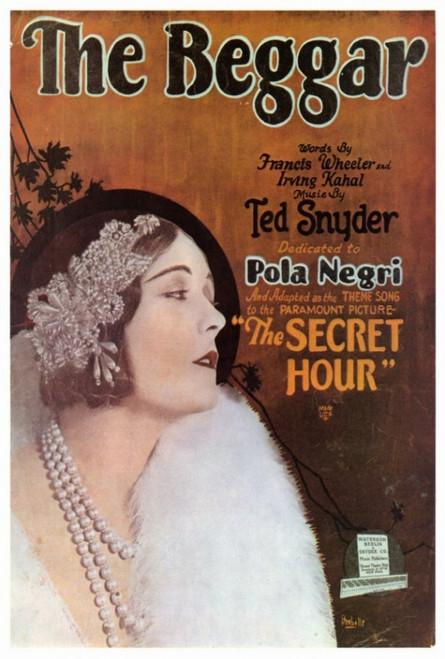 The Secret Hour Movie Poster Print (27 x 40) - Item # MOVCF8295