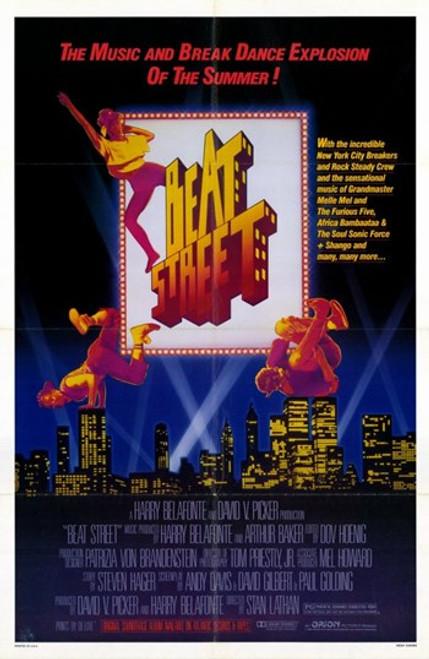 Beat Street Movie Poster (11 x 17) - Item # MOV196333