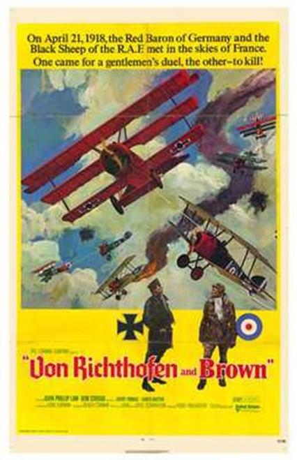 Von Richthofen and Brown Movie Poster (11 x 17) - Item # MOV223332