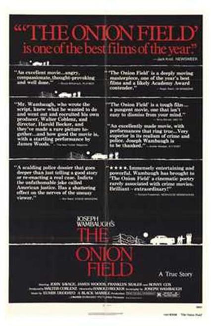 The Onion Field Movie Poster (11 x 17) - Item # MOV193099