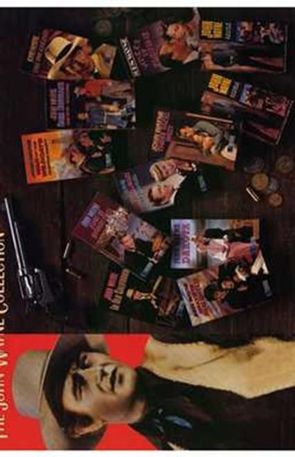 Wayne John Movie Poster (11 x 17) - Item # MOV230965