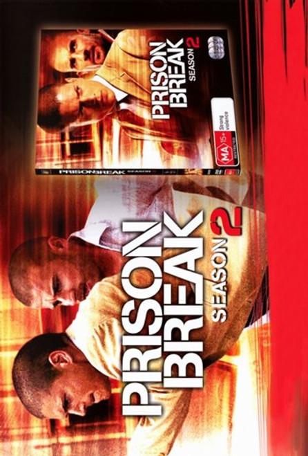 Prison Break (TV) Movie Poster (11 x 17) - Item # MOV404119