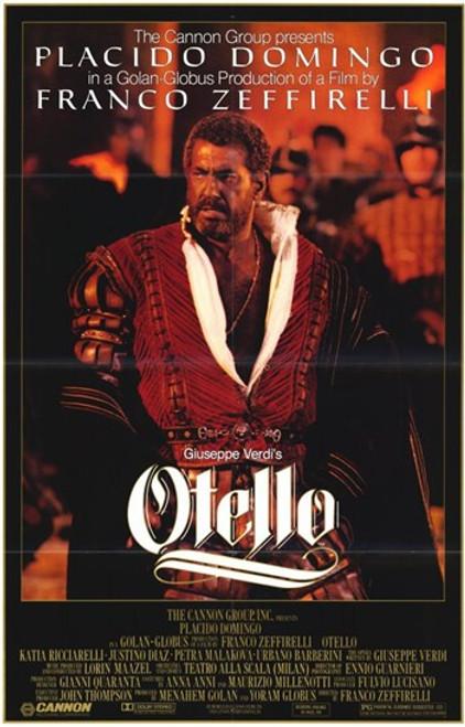 Otello Movie Poster (11 x 17) - Item # MOV193428
