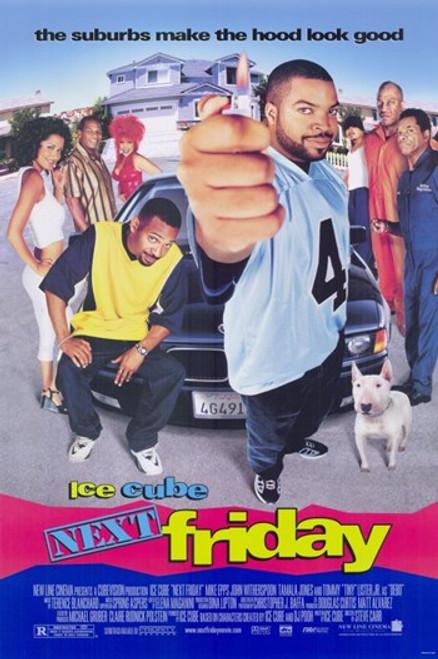 Next Friday Movie Poster (11 x 17) - Item # MOV200899