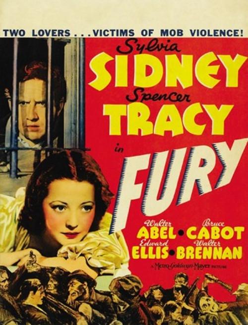 Fury Movie Poster (11 x 17) - Item # MOV414171