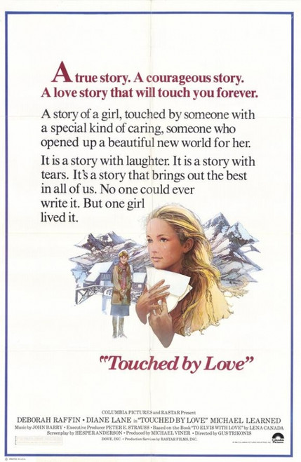 Touched by Love Movie Poster Print (27 x 40) - Item # MOVIH2645