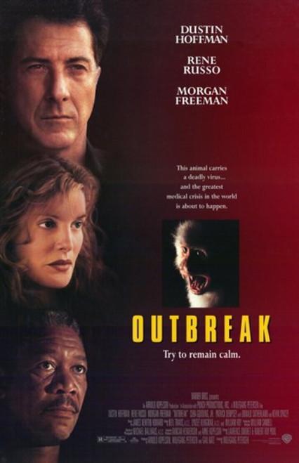 Outbreak Movie Poster (11 x 17) - Item # MOV197889