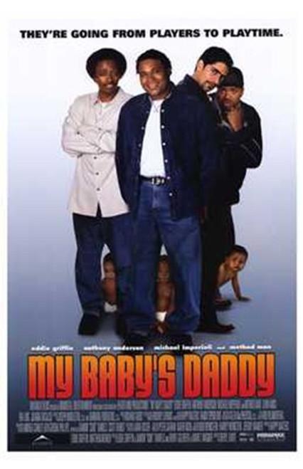 My Baby's Daddy Movie Poster (11 x 17) - Item # MOV196173