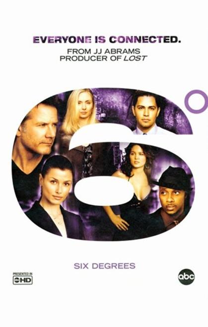 Six Degrees Movie Poster (11 x 17) - Item # MOV379689