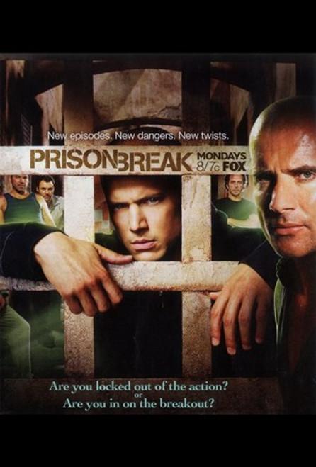 Prison Break (TV) Movie Poster (11 x 17) - Item # MOV406693