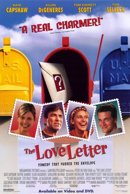 The Love Letter Movie Poster (11 x 17) - Item # MOV211027