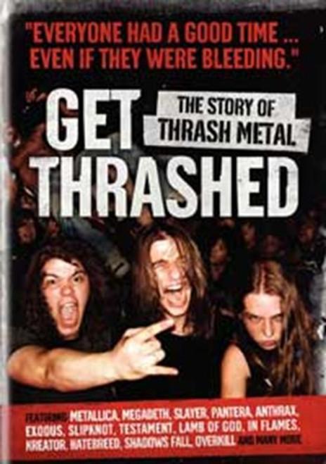 Get Thrashed Movie Poster (11 x 17) - Item # MOV413730