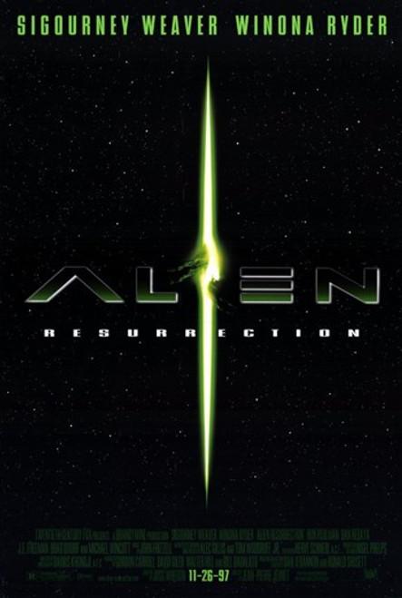 Alien Resurrection Movie Poster (11 x 17) - Item # MOV190796