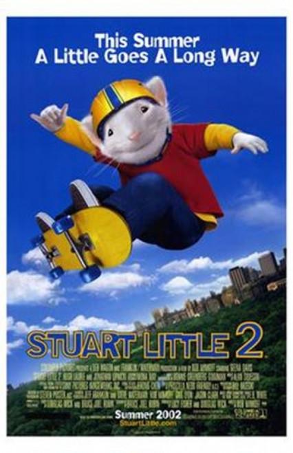 Stuart Little 2 Movie Poster (11 x 17) - Item # MOV204936