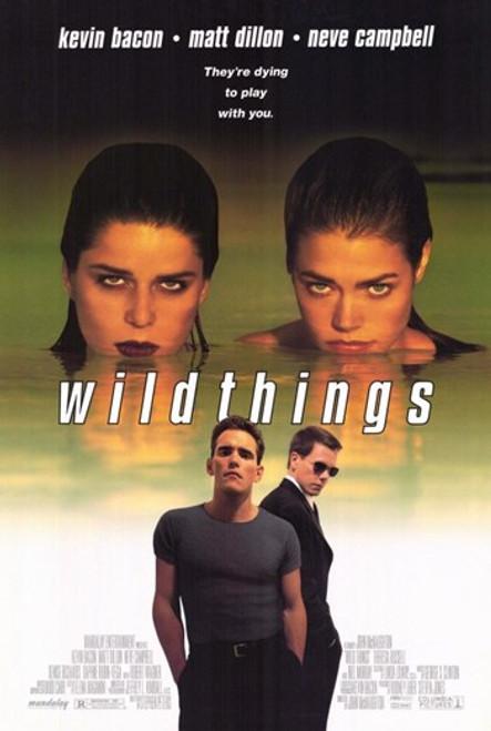 Wild Things Movie Poster (11 x 17) - Item # MOV256636
